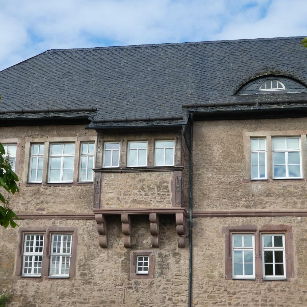 Erker_Schloss-Wallhausen